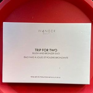 Wander Beauty- Trip for Two, Blush and Bronzer DUO